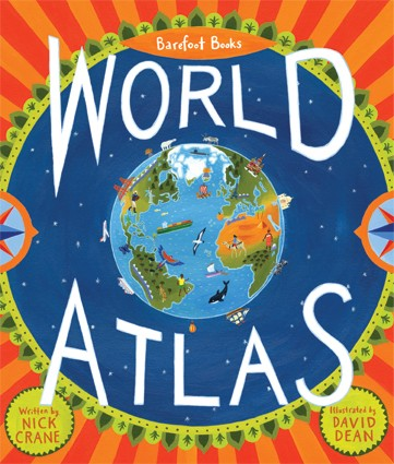 Barefoot Books's first digital publication was world atlas, encompassing the vision as publishers.
