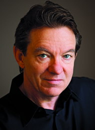 Author Lawrence Wright