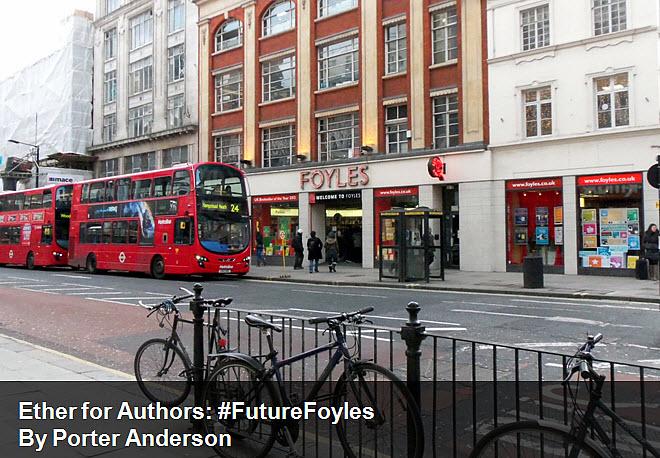 19 Feburary #FutureFoyles lead TEXTED STORY IMAGE