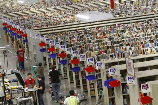 Warehousing and fulfillment are costly endeavors for publishers.