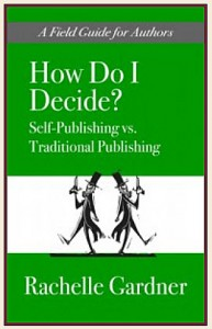 How Do I Decide - first book by Rachelle Gardner