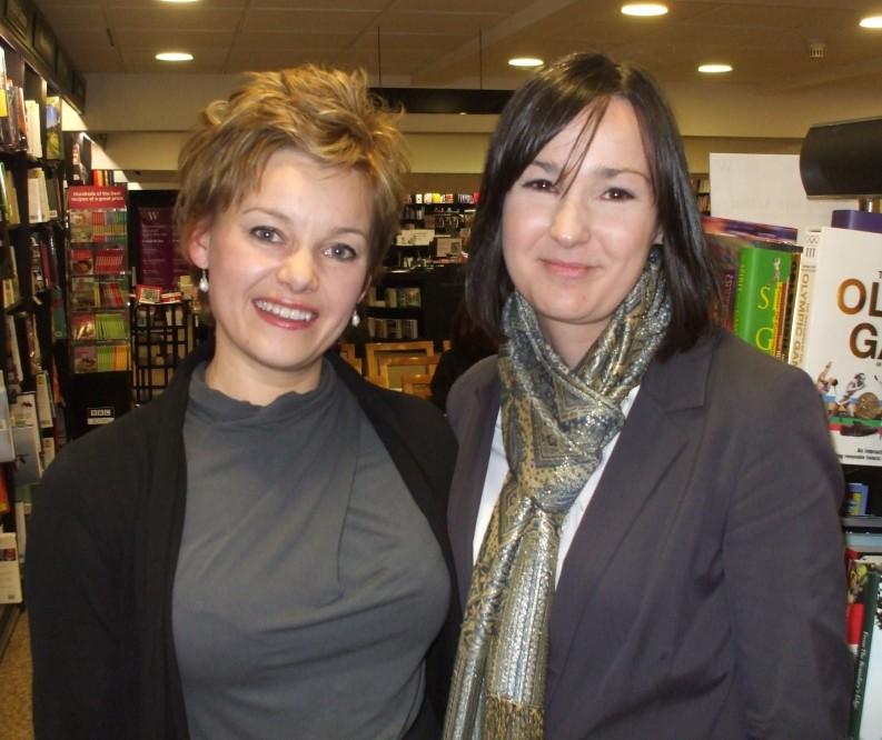 Joanna Zgadzaj & Nancy Roberts