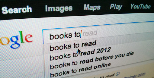 book discovery google search