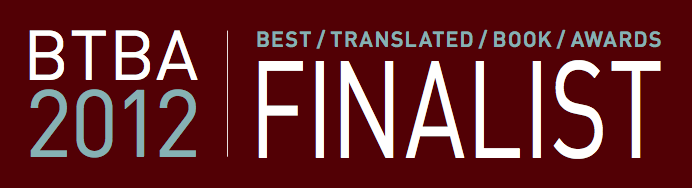 best translated book award 2012 finalist