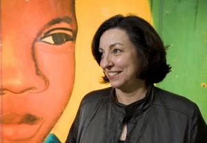 Harper CEO Victoria Barnsley
