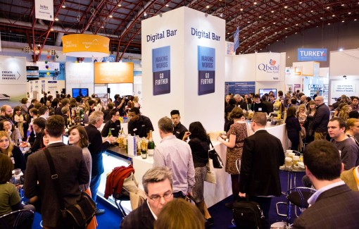 The Digital Zone at the 2013 London Book Fair