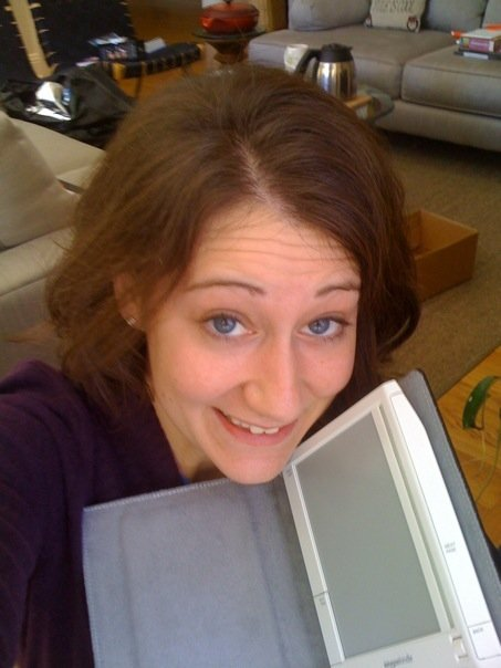 2008: My first Kindle