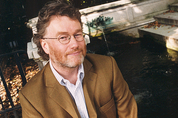 Author Iain Banks