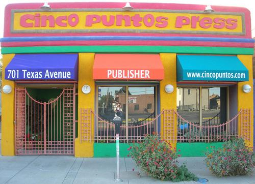 Cinco Puntos Press Storefront