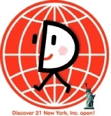 Discover 21 Small Logo