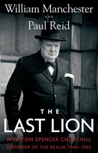 Book Review The Last Lion