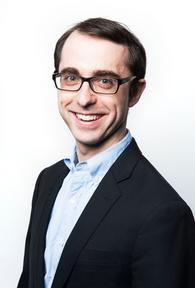 Andrew Losowsky, Senior Books Editor, Huffington Post