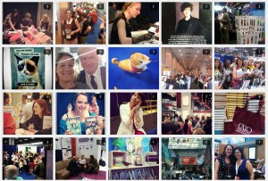 A compilation of BEA images from the #BEA13 Epilogger account | Porter Anderson