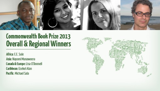 Commonwealth Prize Winners