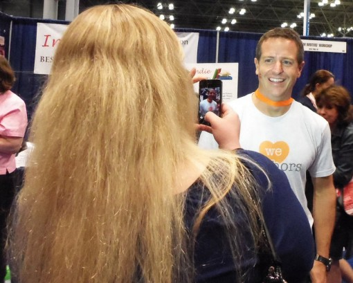 Hugh Howey at BookExpo America