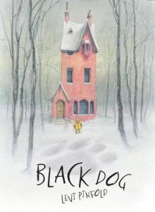 Levi Pinfold black dog