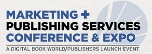 Marketing + Publishing Services Confab of DBW and PubLaunch