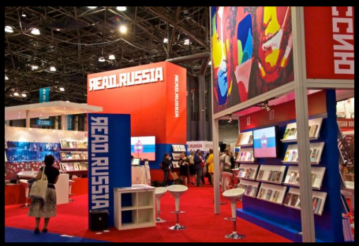 Russian Stand at BEA