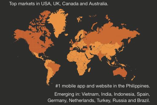 Wattpad's International Footprint
