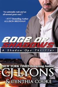 Edge of Shadows by CJ Lyons