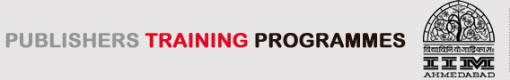 Publishers Training Program
