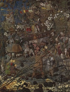 Richard Dadd's The Fairy Feller's Master-Stroke |  Learn more about it at the Tate site