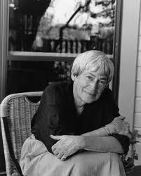 SF legend Ursula K. LeGuin has published a screenplay and audiobook with BVC.