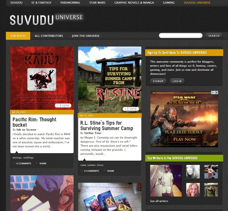 suvudu screenshot
