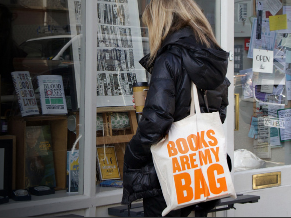 Books Are My Bag Campaign