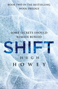 Shift by @HughHowey Random House cover