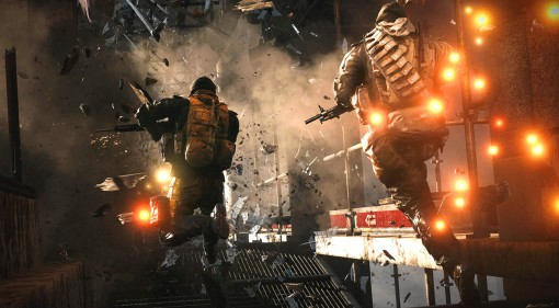 Using the the Swedish DICE studio's proprietary Frostbite 3 engine, Battlefield 4 leads one of EA's most advanced suites of gaming franchises. Image: DICE.se
