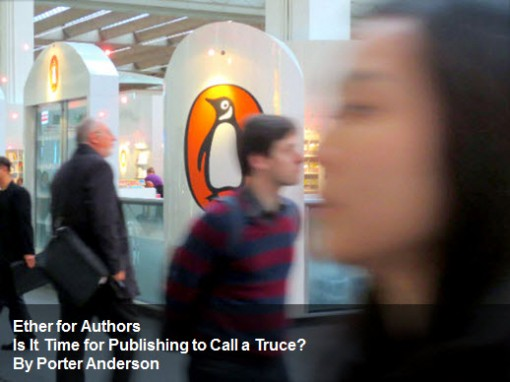 Frankfurt Book Fair 2013 Penguin Corner - Anderson - texted story image 2