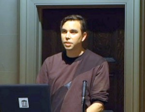 James Bridle speaks at Books in Browsers 2013