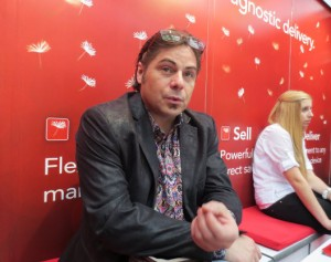 Kevin Franco, Enthrill Co-Founder and President, talks about the company's progress at its Frankfurt Book Fair booth.