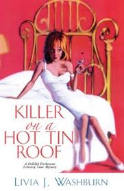 Killer on a Hot Tin Roof by @LiviaJWashburn