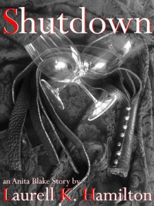 Shutdown by Laurell K. Hamilton cq on Laurell
