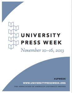 university press week 2013