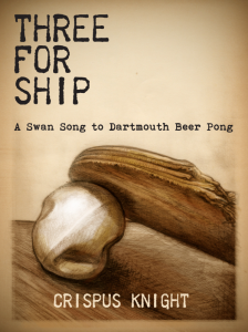 A swansong for beer pong