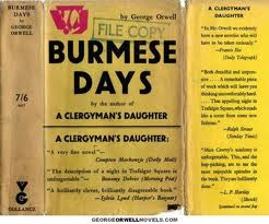 Burmese Days then...