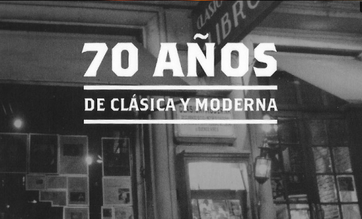 Classica y Moderna bookstore has been open for more than 70 years.