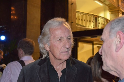 Author John Pilger will be among the featured writers at the festival.