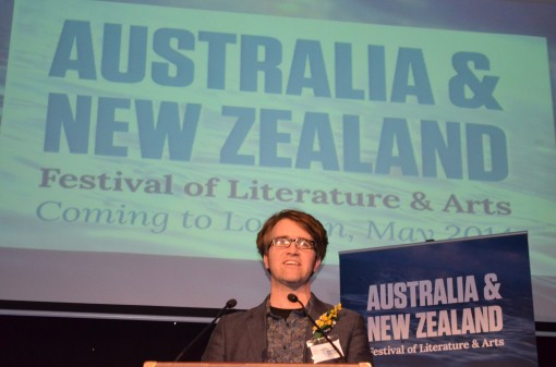 Australian expat Jon Slack of Amphora Arts — which also runs the South Asia Festival — organized the new event.