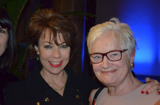 Kathy Lette and Liz Calder