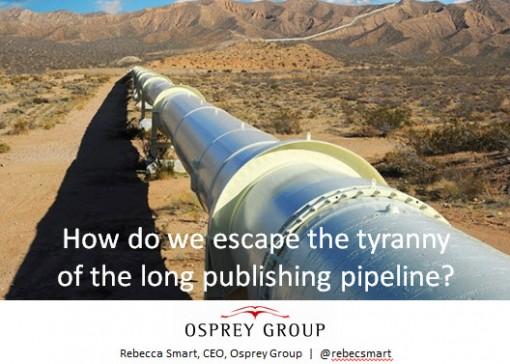 Rebecca Smart - the long publishing pipeline