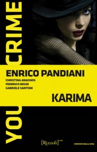 You Crime collection Rizzoli Lab Enrico Pandiani