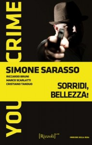You Crime collection Rizzoli Lab Simone Sarasso