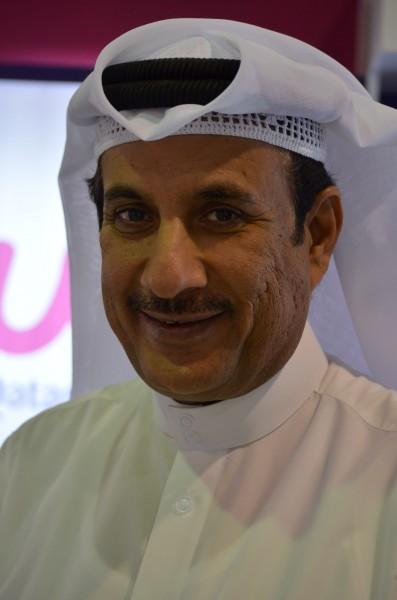 Abdullah Alansari has ambitions to continue to expand international participation.