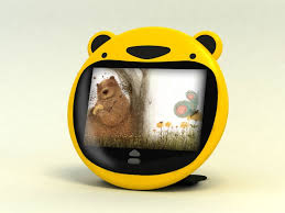 Telly Bear Android-powered ereader