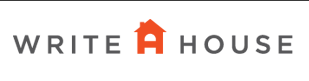 Write A House Logo