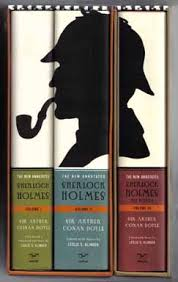 The New Annotated Sherlock Holmes, edited by Leslie Klinger